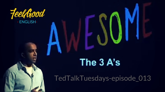How to Live an Awesome Life – Ted Talk Tuesdays