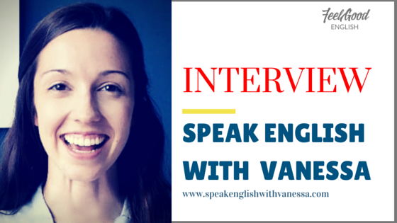 Vanessa talks about the Key to Learning English