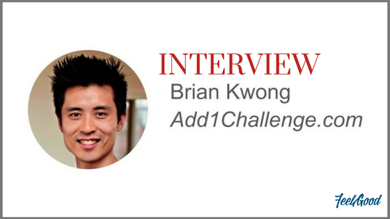 Level Up with Brian Kwong from the Add 1 Challenge