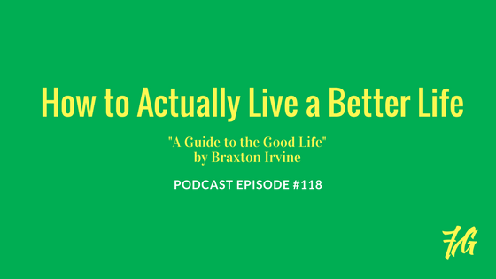 How to live a better life through Stoicism